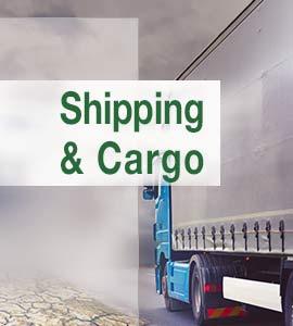 Banner Transporte und Fracht