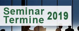 Seminarterminen Luftsicherheit, Zoll, Außenwirtschaft für 2017