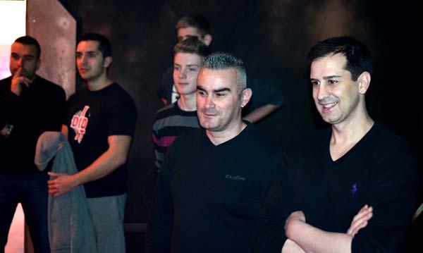 Ein Lasertag in Wiesbaden für das First Class Zollservice - Team